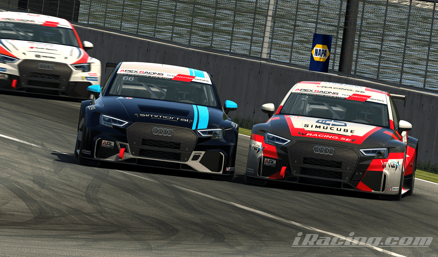 ARL – TCR Winter Series 2019/20 R7 Montreal 3