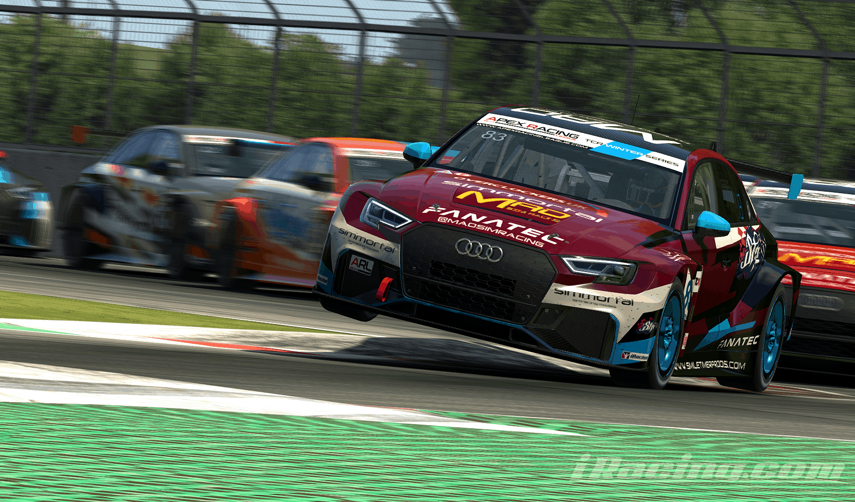 ARL – TCR Winter Series 2019/20 R7 Montreal (Broadcast)