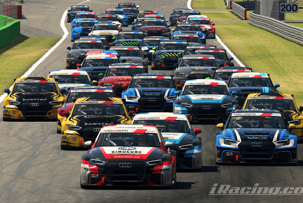 ARL TCR Winter Series 2019/20 Monza 2