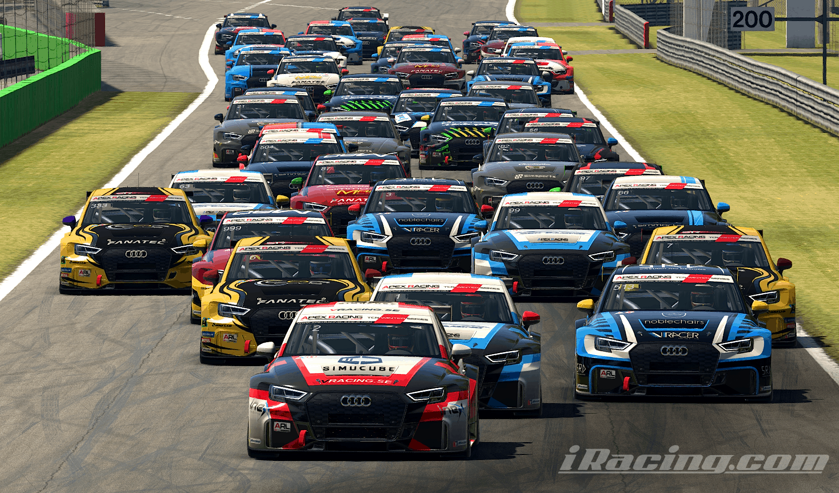 ARL – TCR Winter Series 2019/20 R11 Monza