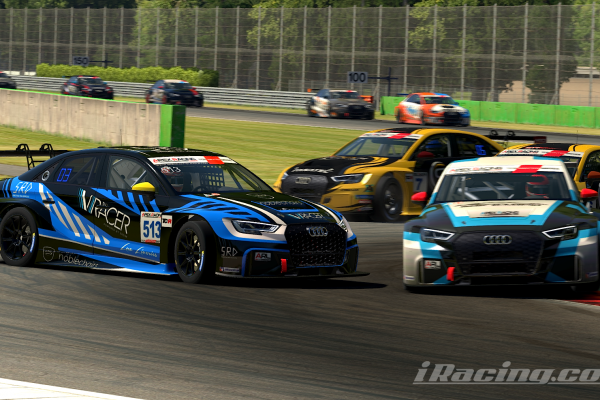 ARL TCR Winter Series 2019/20 Monza 3