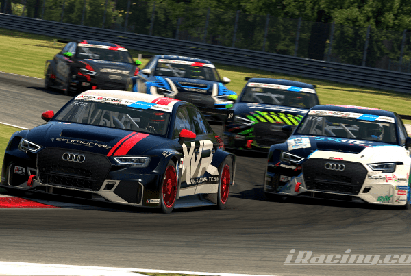ARL TCR Winter Series 2019/20 Monza 5