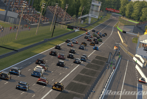 ARL TCR Winter Series 2019/20 Monza 1