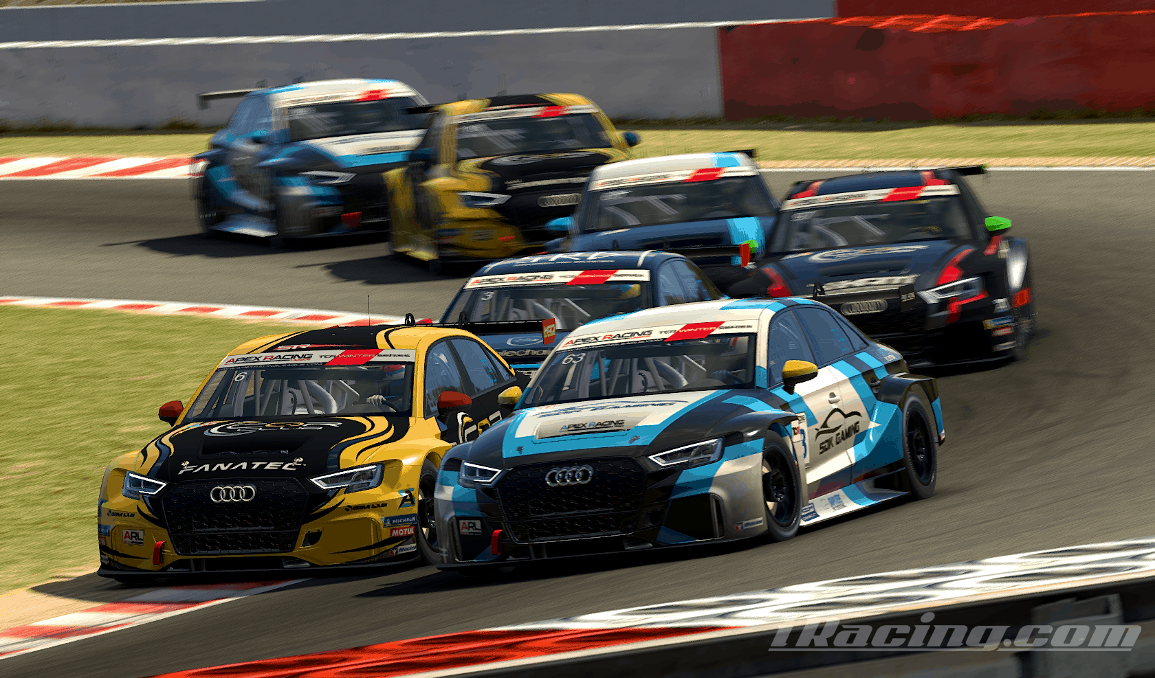 ARL TCR Winter Series 2019/20 Spa 4
