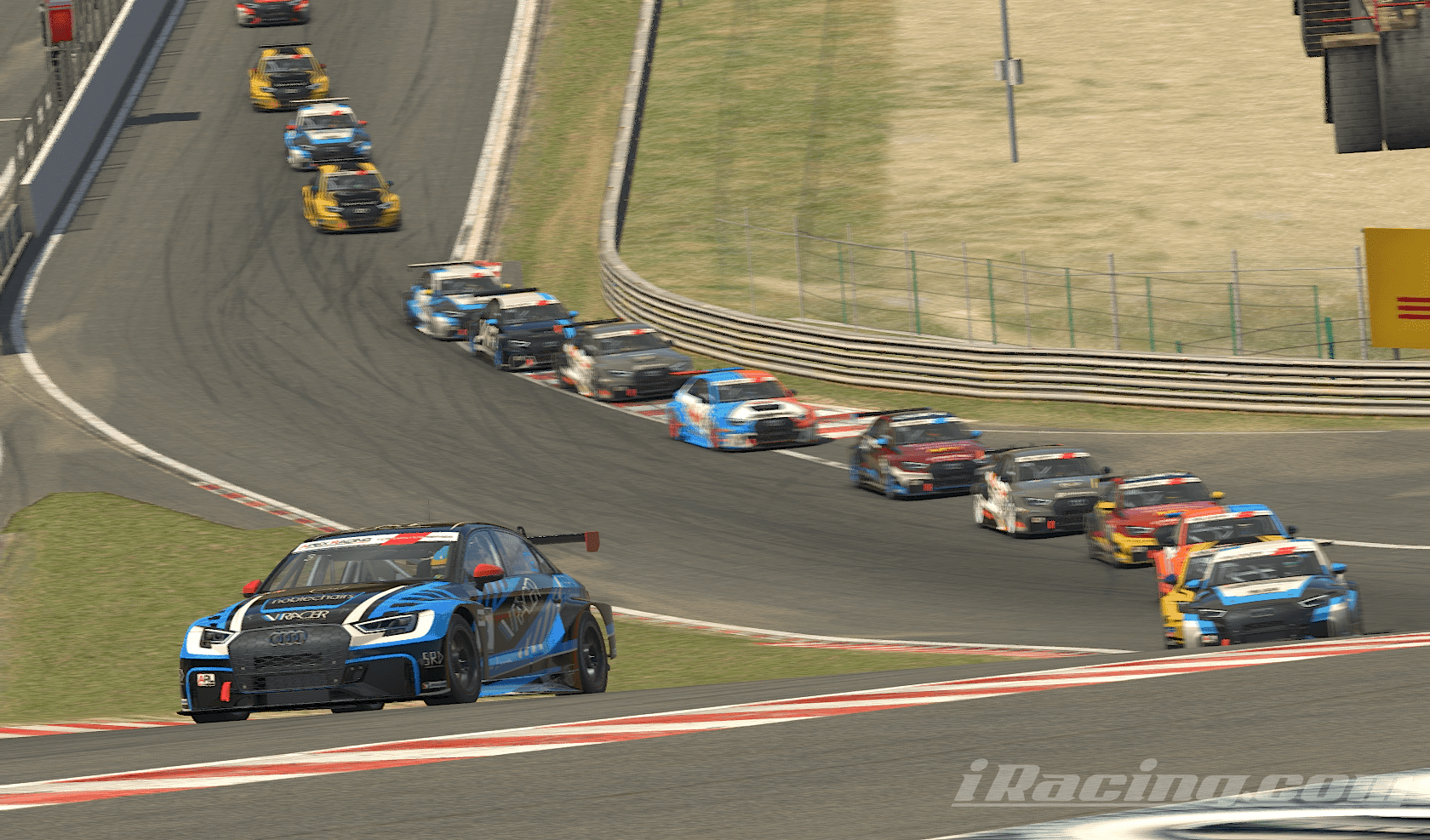 ARL TCR Winter Series 2019/20 Spa 6