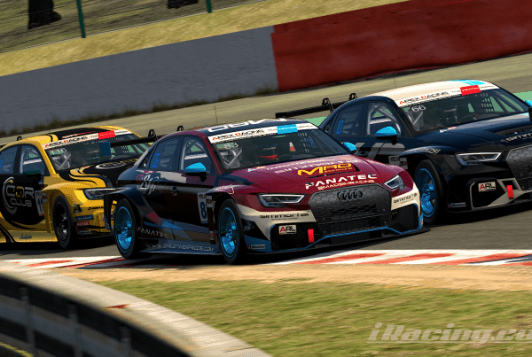 ARL TCR Winter Series 2019/20 Spa 8