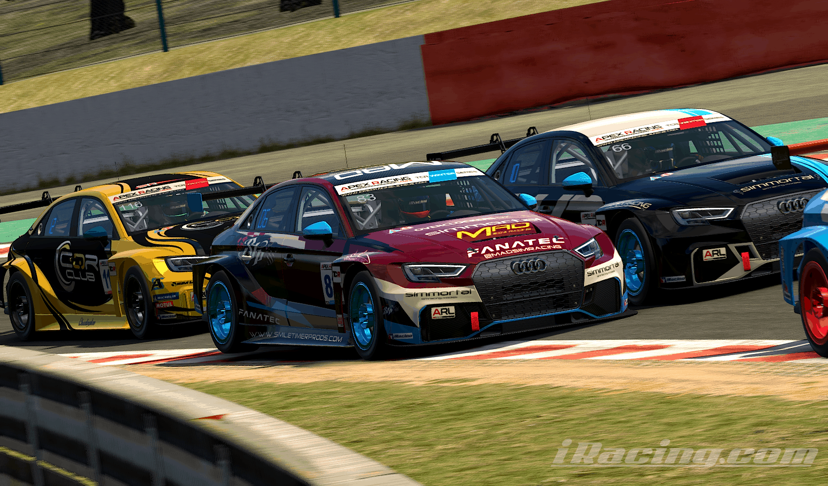 ARL – TCR Winter Series 2019/20 R12 Spa (Broadcast)