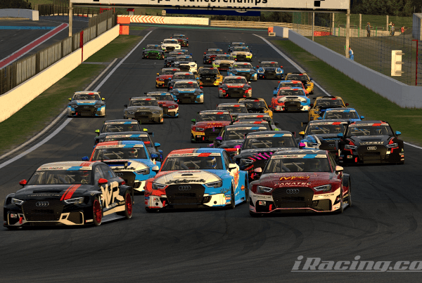 ARL TCR Winter Series 2019/20 Spa 9