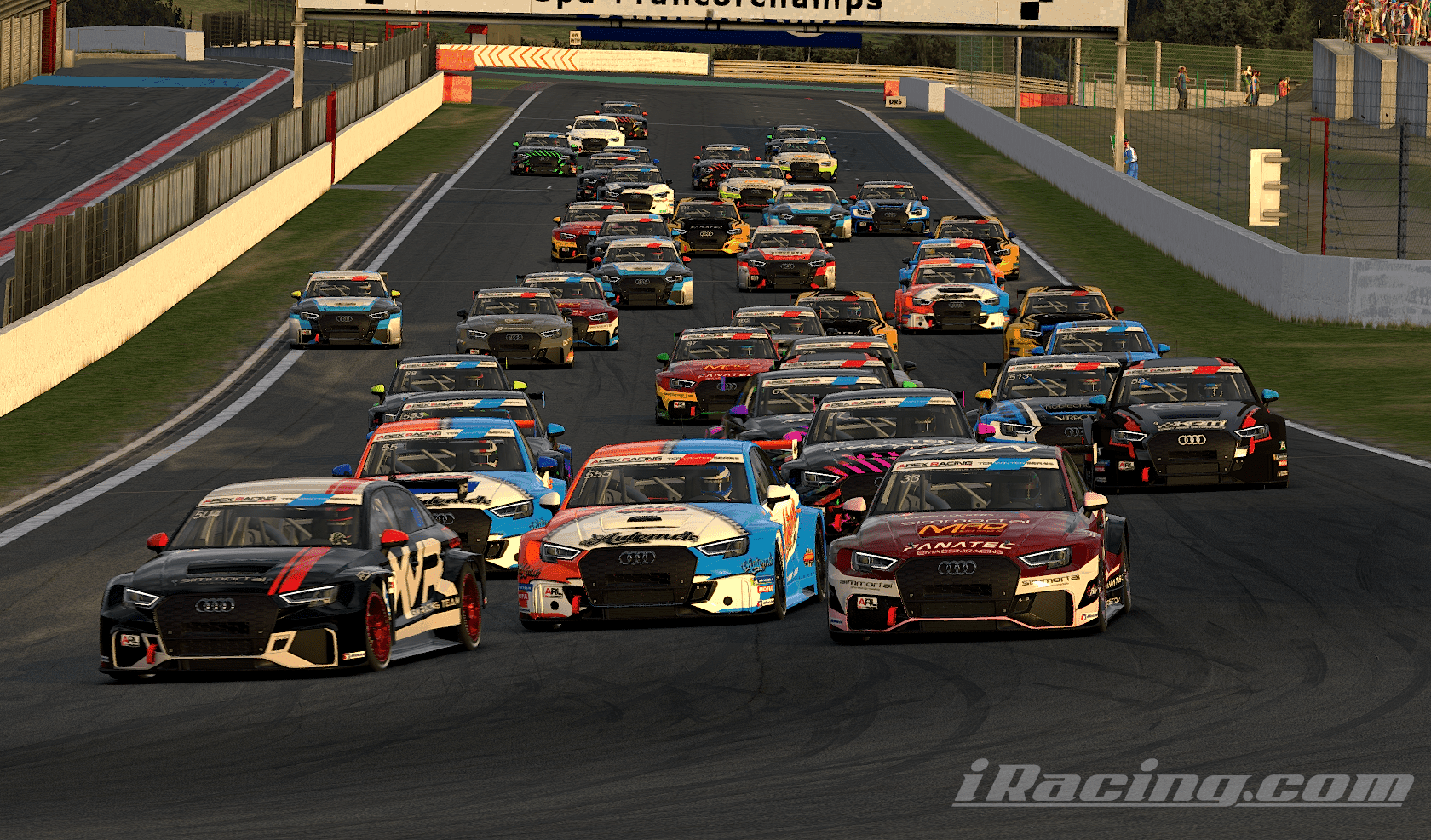 ARL – TCR Winter Series 2019/20 R12 Spa
