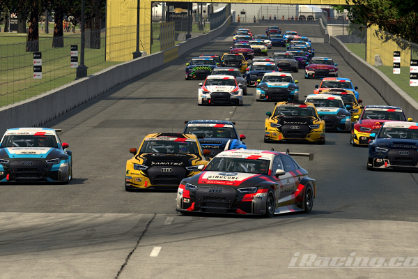 ARL TCR Winter Series 2019/20 Belle Isle 2