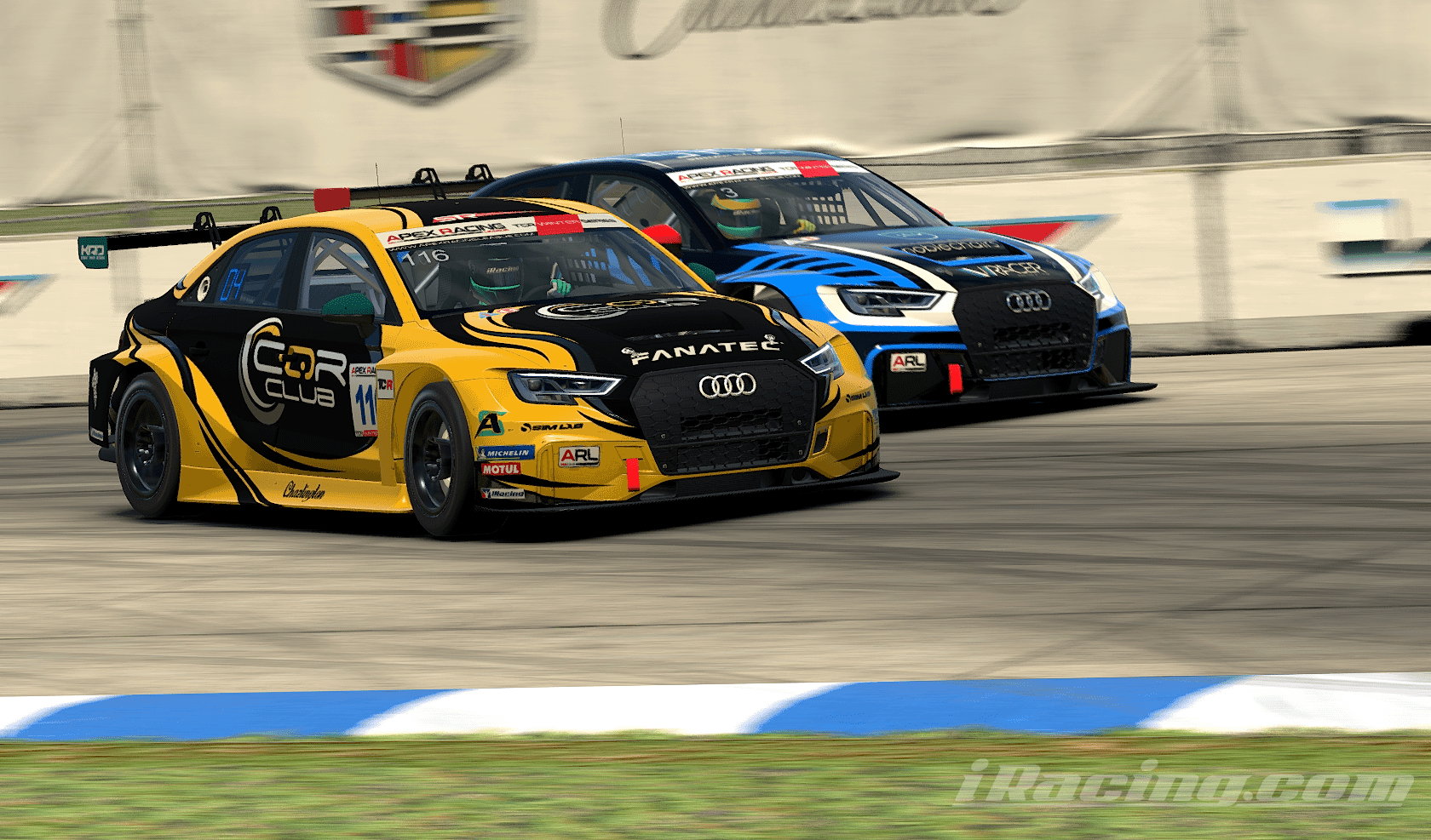 ARL TCR Winter Series 2019/20 Belle Isle 3