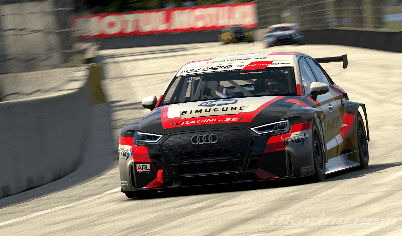 ARL TCR Winter Series 2019/20 Belle Isle 4