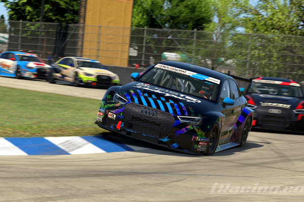 ARL TCR Winter Series 2019/20 Belle Isle 6