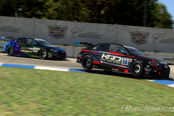 ARL TCR Winter Series 2019/20 Belle Isle 7