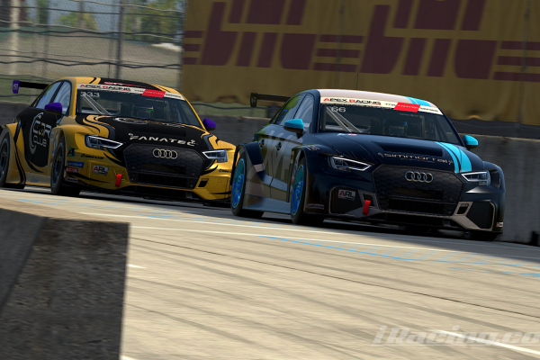 ARL TCR Winter Series 2019/20 Belle Isle 8