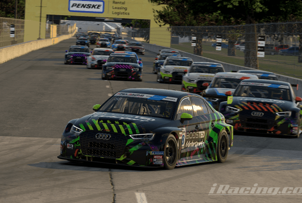 ARL TCR Winter Series 2019/20 Belle Isle 9