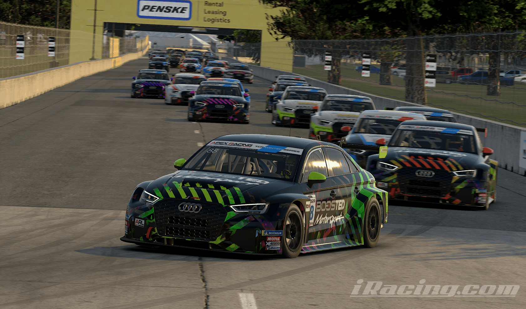 ARL – TCR Winter Series 2019/20 R13 Belle Isle