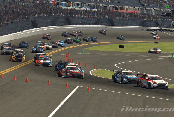 ARL TCR Winter Series 2019/20 Daytona 1