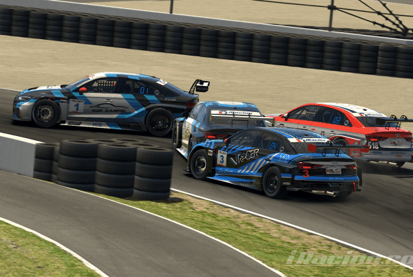 ARL TCR Winter Series 2019/20 Daytona 2