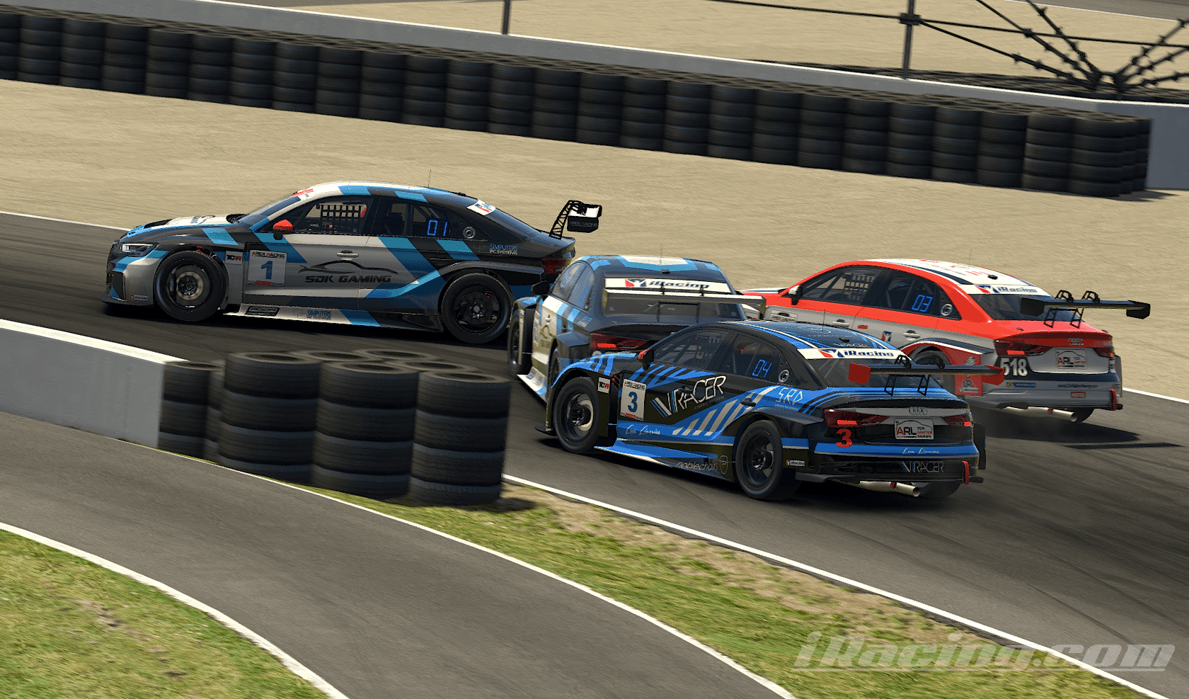 ARL – TCR Winter Series 2019/20 R14 Daytona (Broadcast)