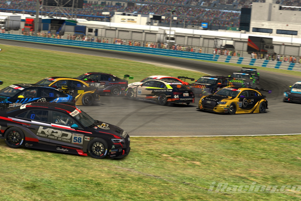 ARL TCR Winter Series 2019/20 Daytona 3