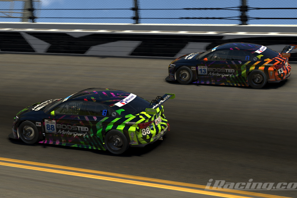 ARL TCR Winter Series 2019/20 Daytona 4