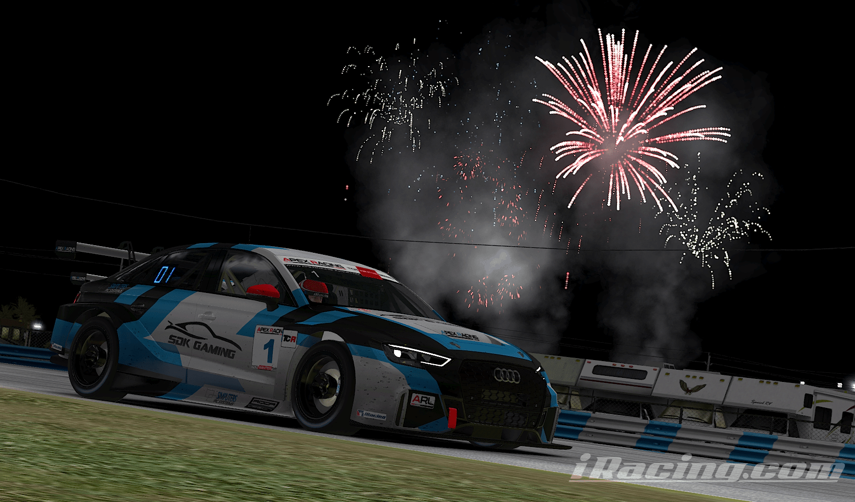 ARL TCR Winter Series 2019/20 - Daytona Fireworks