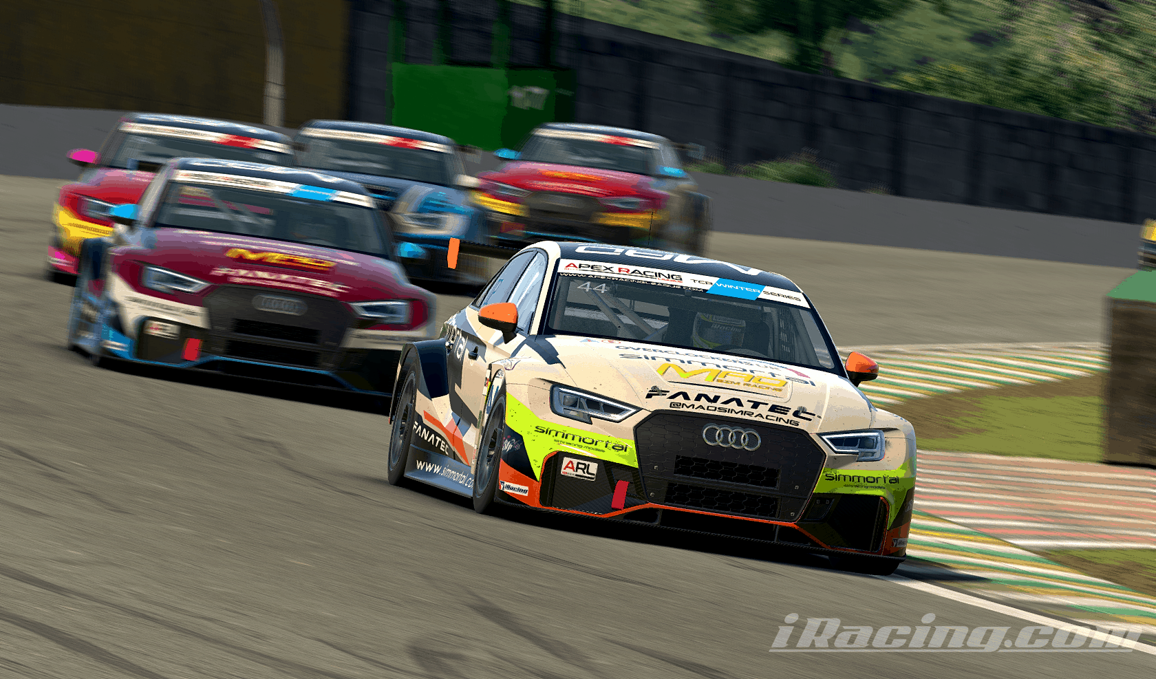 ARL - TCR Winter Series 2019/20 Interlagos 10