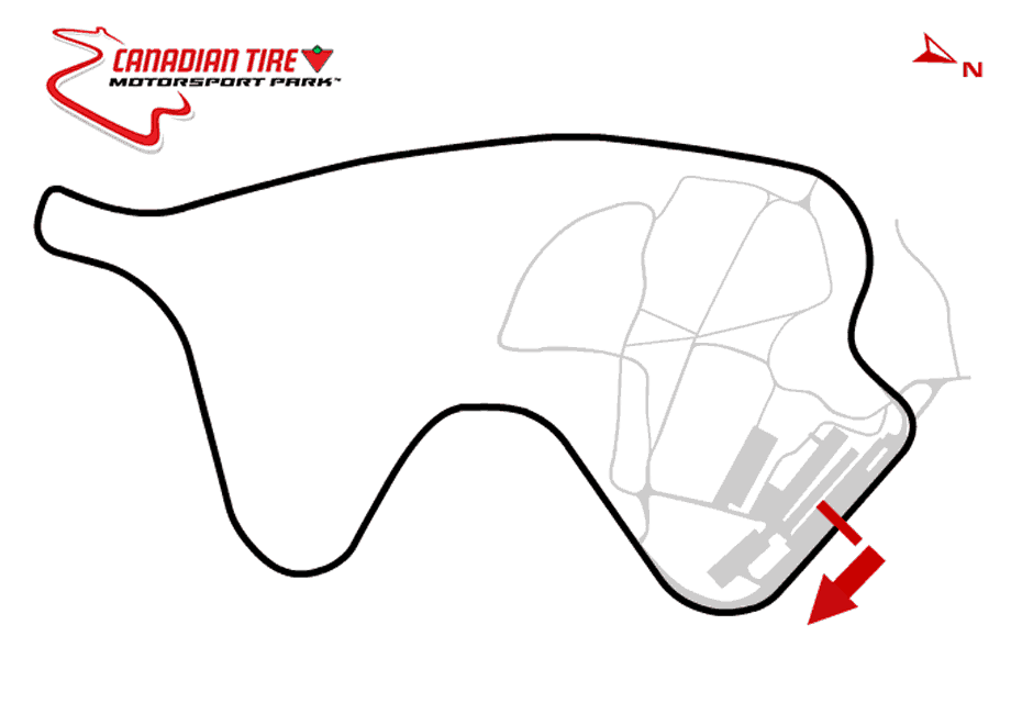Canadian Tire Motorsports Park