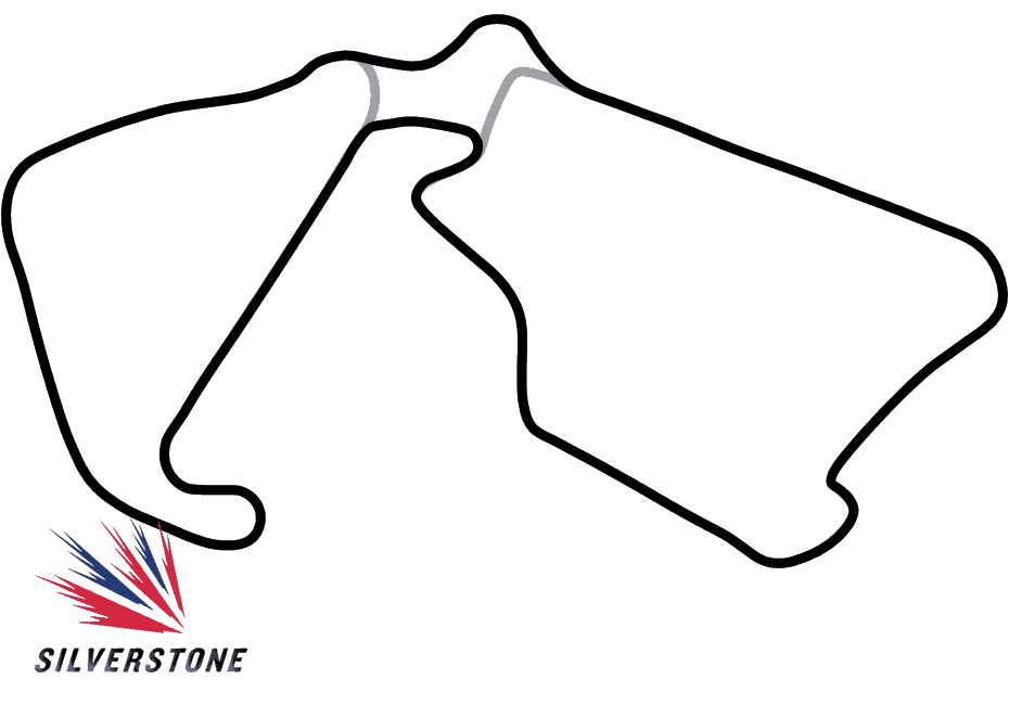 Silverstone GP Track Map