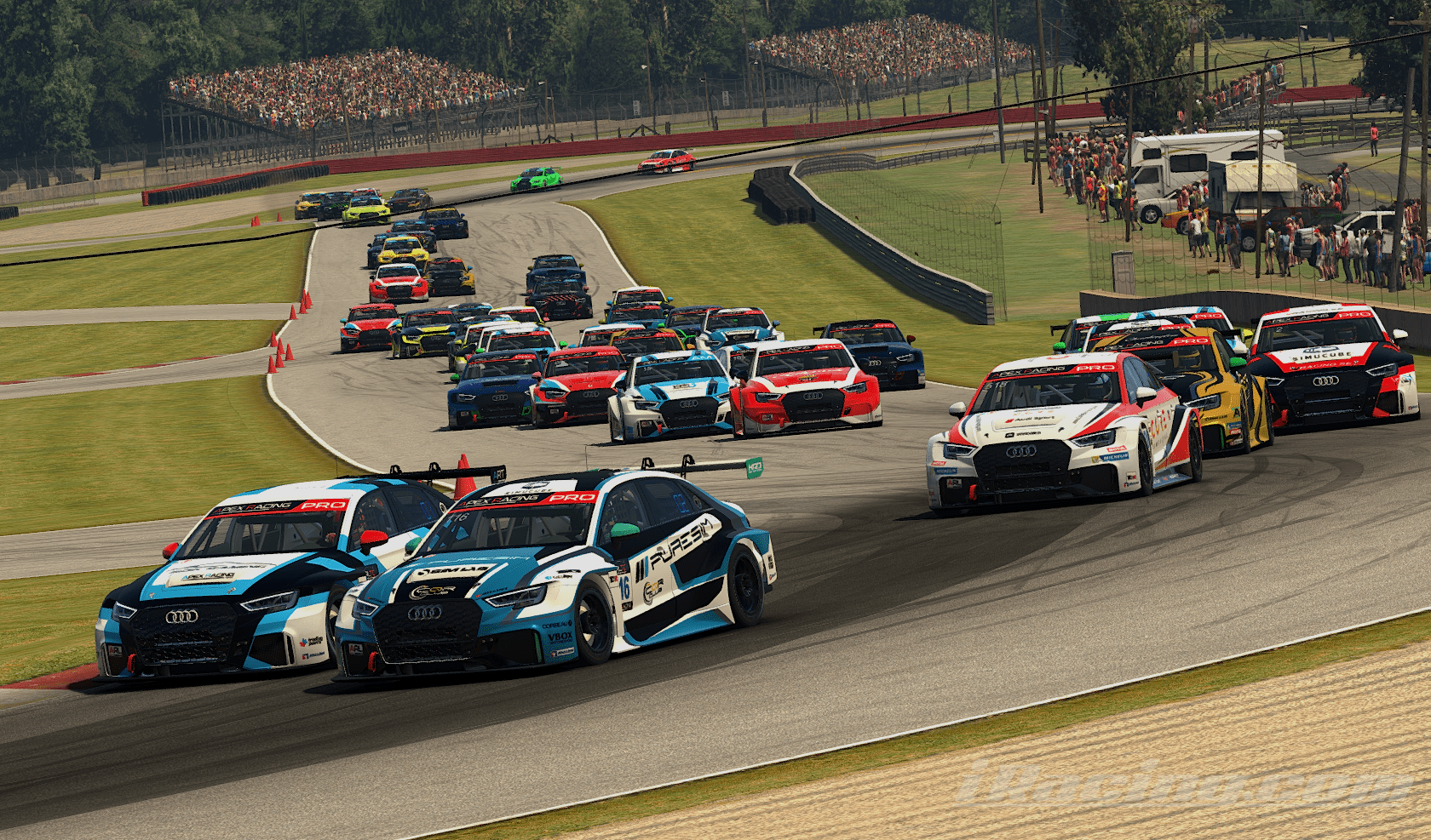 ARLTC Season 1 – R1 Mid-Ohio Report