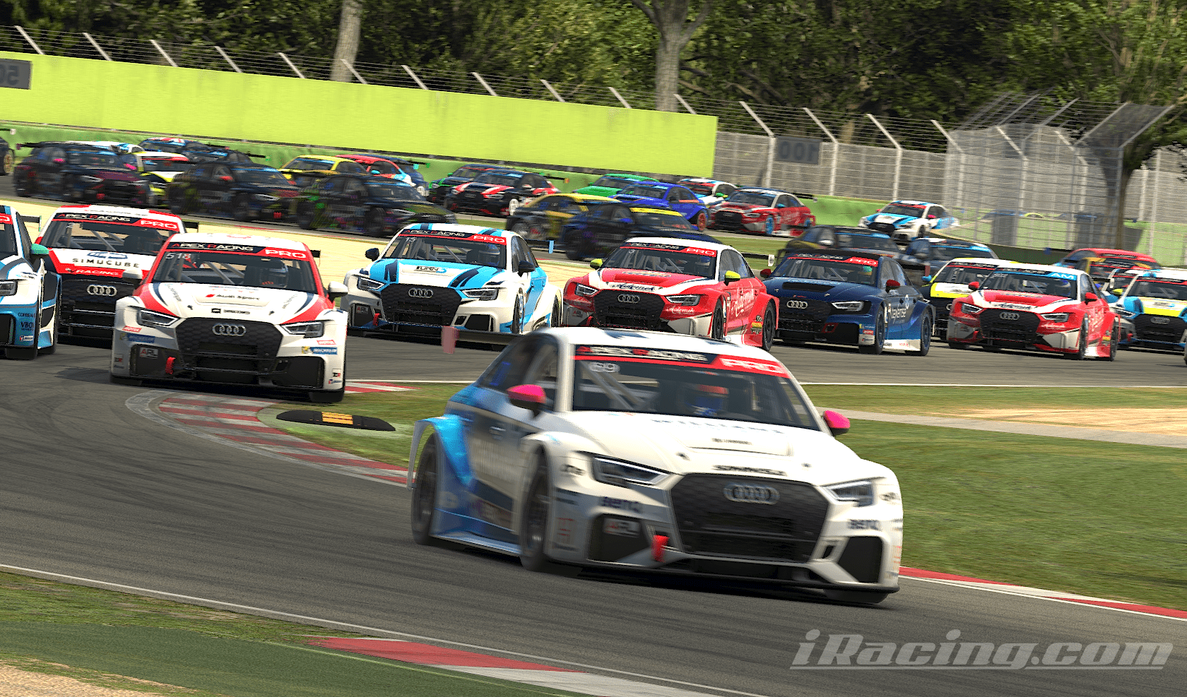 ARLTC Season 1 – R4 Imola Report