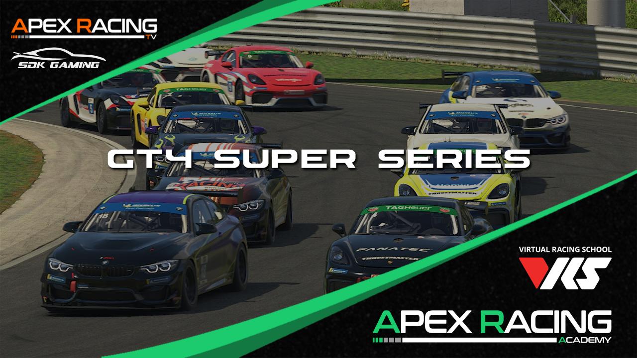 ARA GT4 VRS Super Series – Announcement