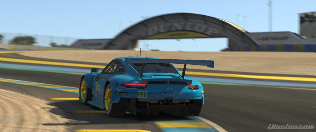ARL – GT Championship S2/R4 – Le Mans (Broadcast)