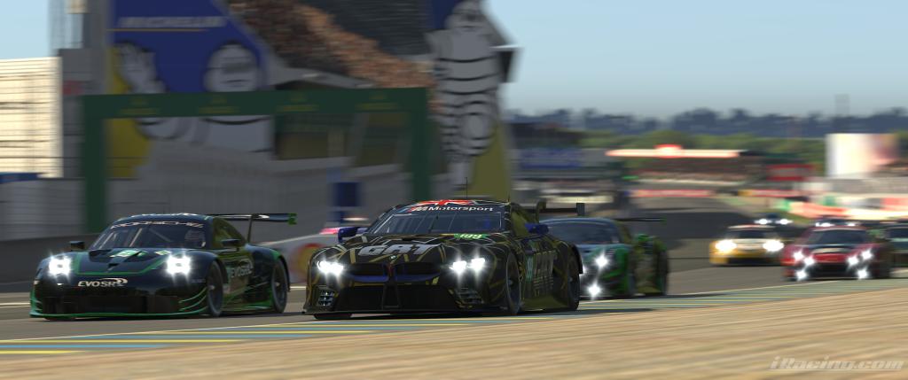 ARL – GT Championship S2/R4 – Le Mans