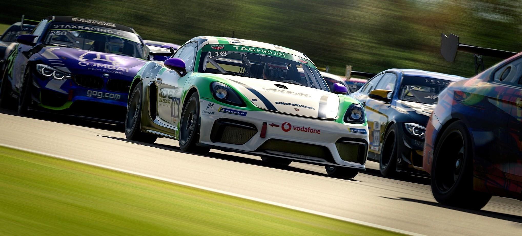 Apex Racing Academy GT4 VRS Super Series | Round 3 at Mosport (Broadcast)