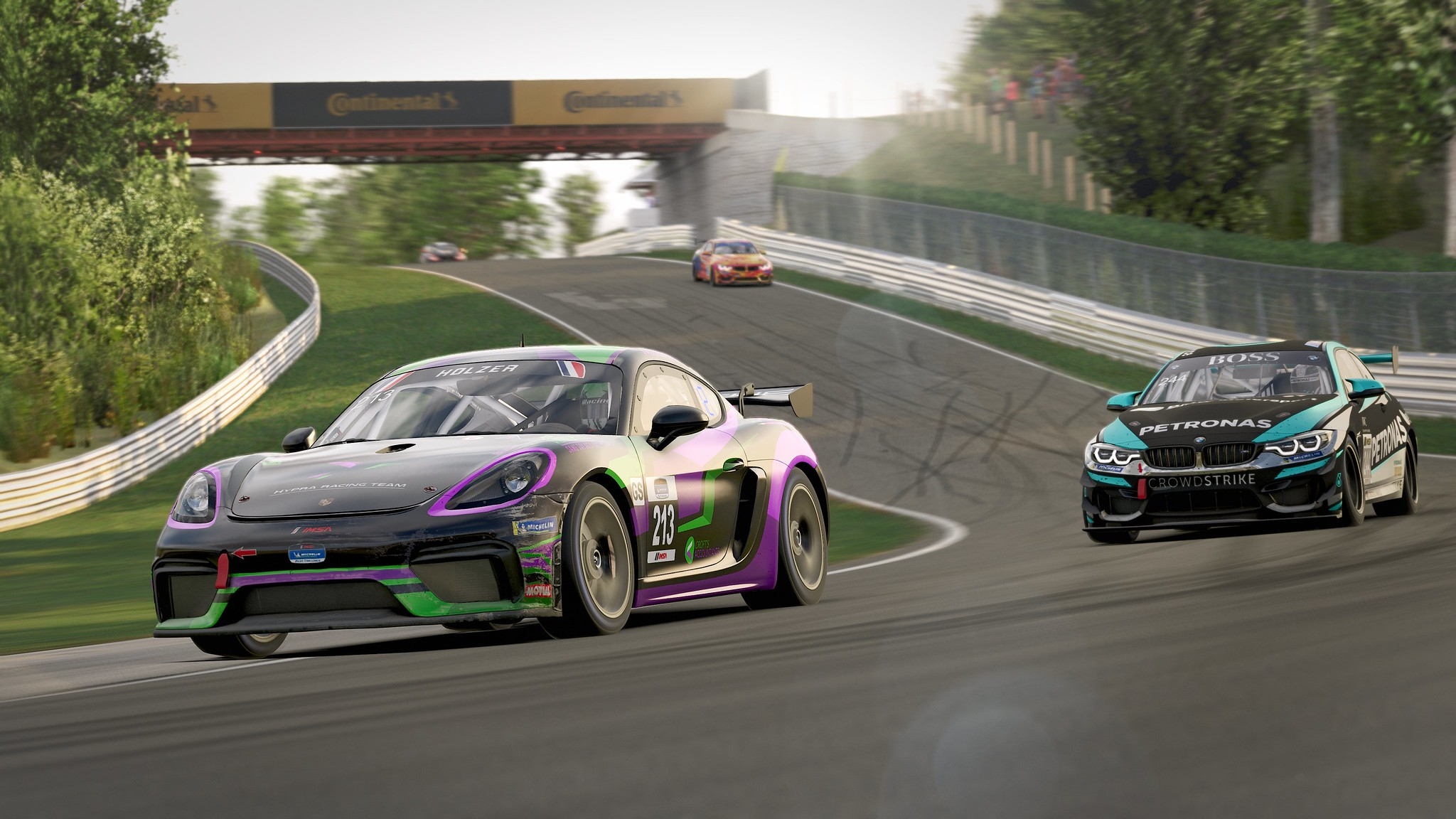 Apex Racing Academy GT4 VRS Super Series | Round 4 at Lime Rock Park (Broadcast)