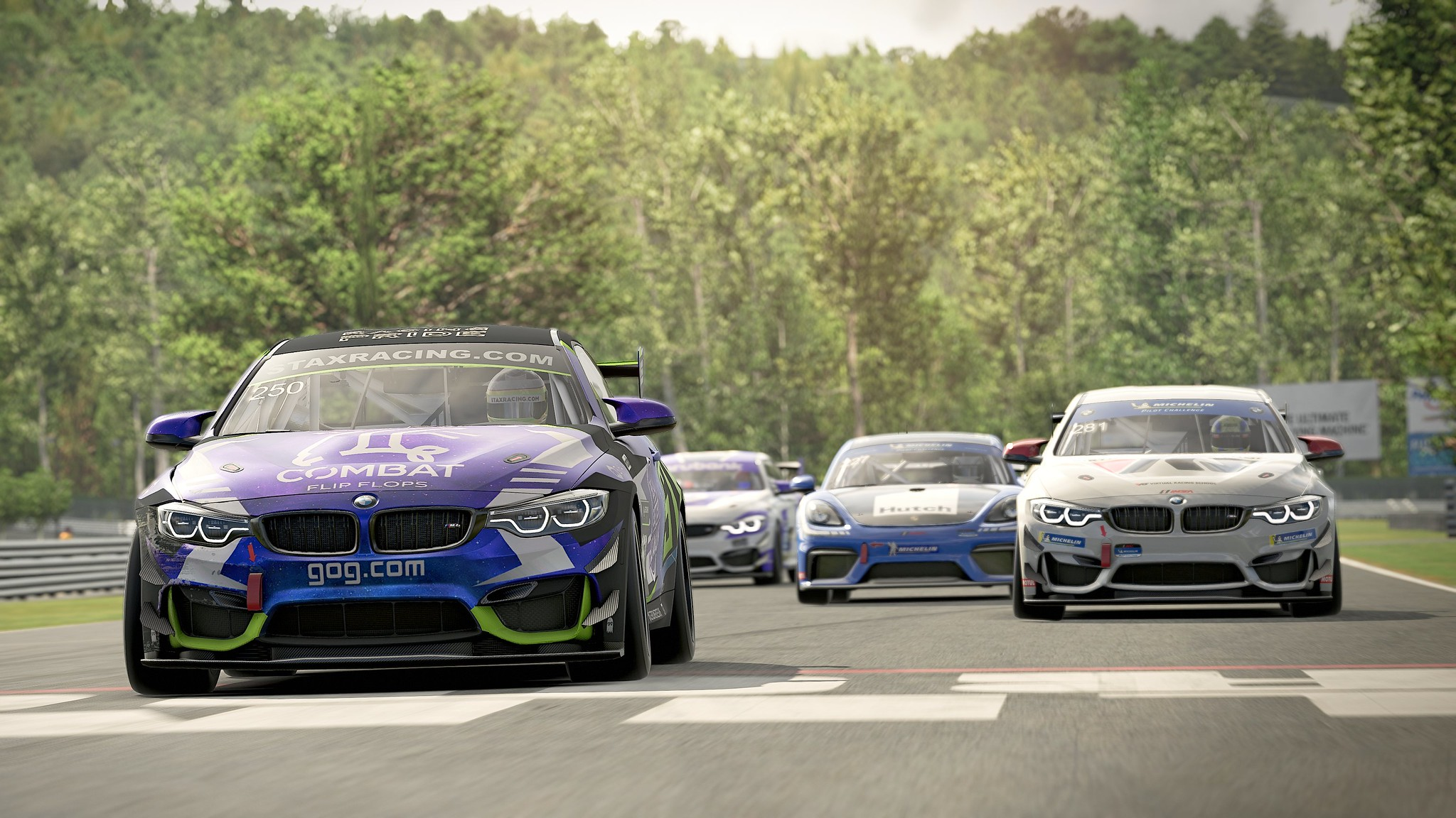 Apex Racing Academy GT4 VRS Super Series | Round 4 at Lime Rock Park