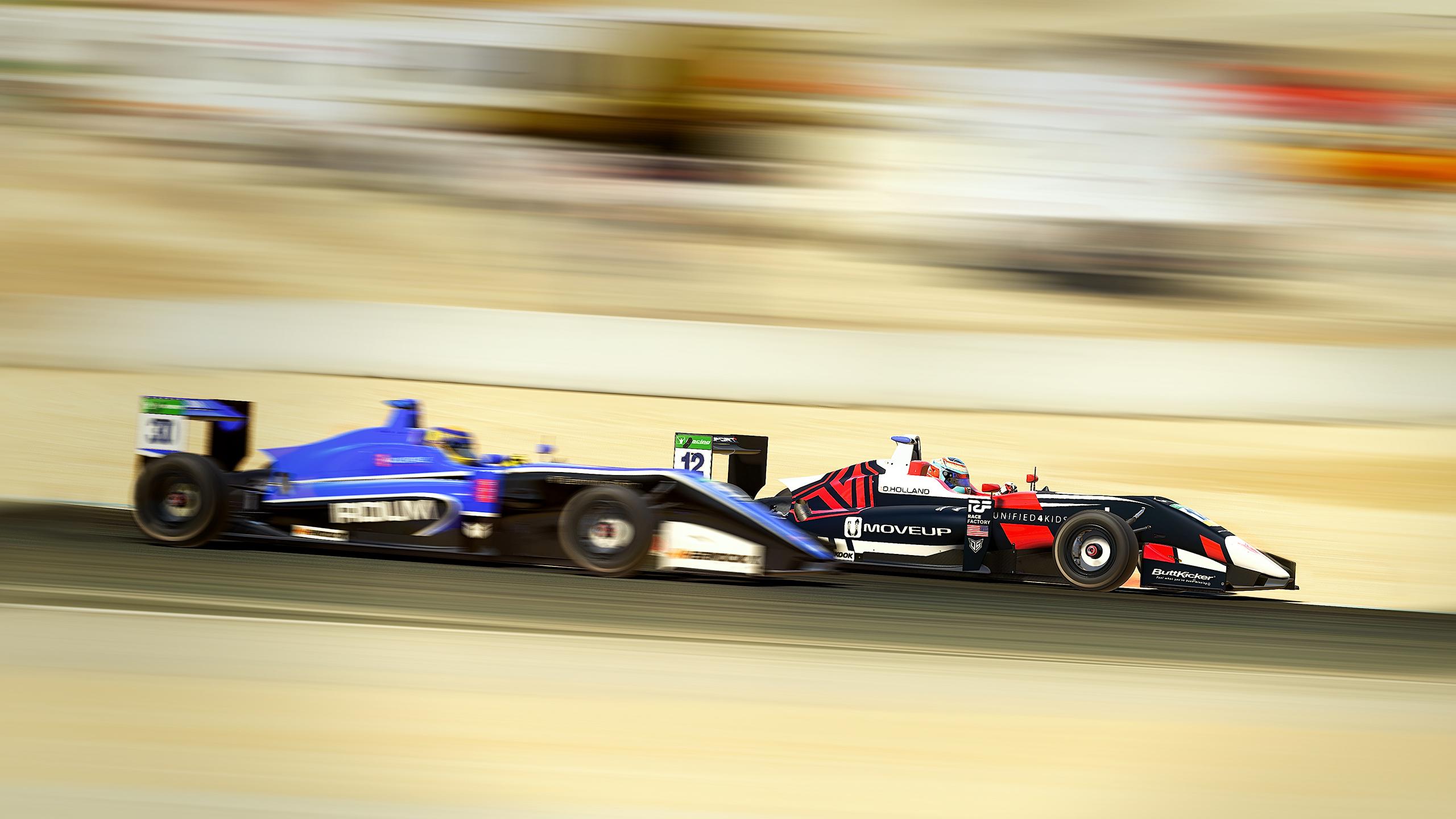 Apex Racing Academy F3 VRS Super Series | Round 2 Race Report