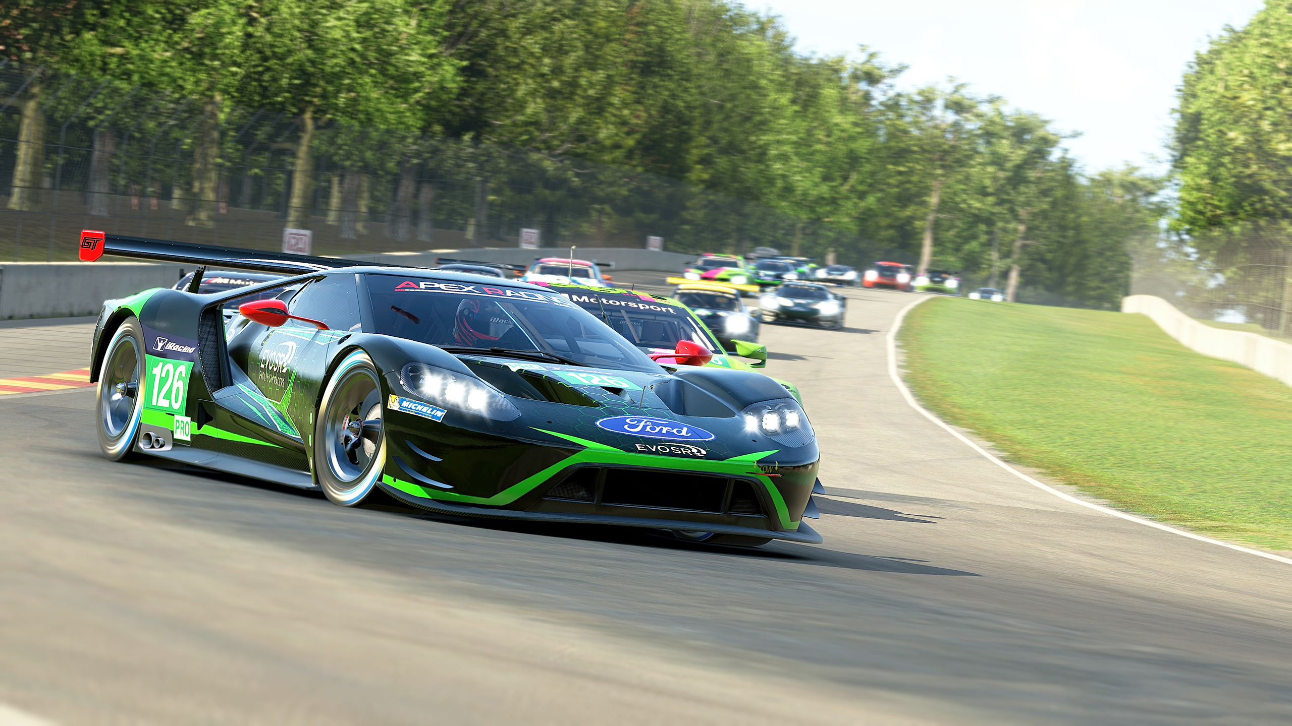 Apex Racing League GT Championship | Round 1 at Road America