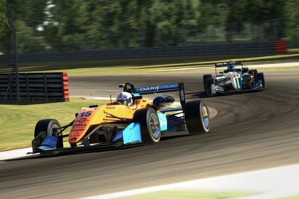 F3 Racings at Monza