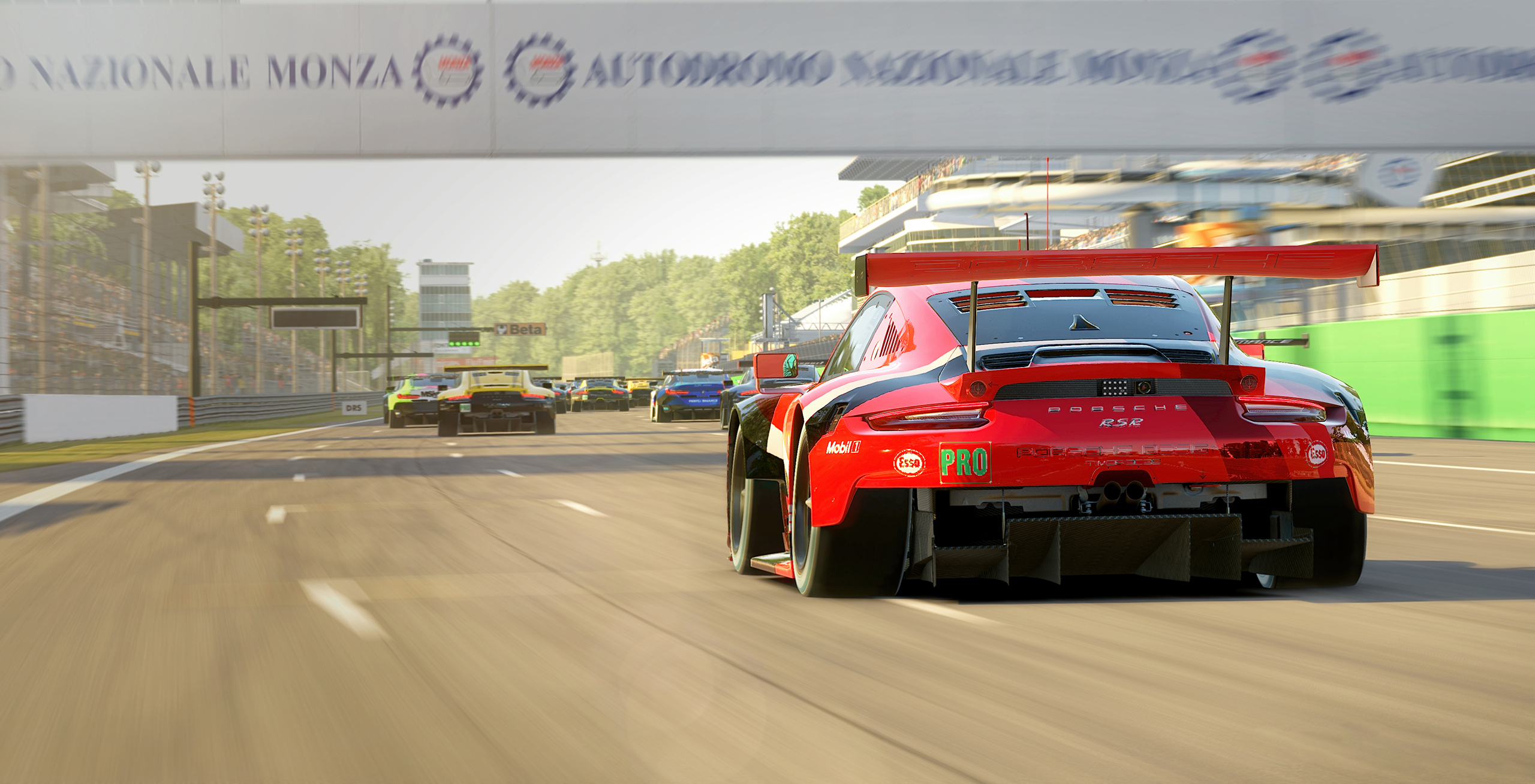 Apex Racing League GT Championship | Round 2 at Monza (Broadcast)