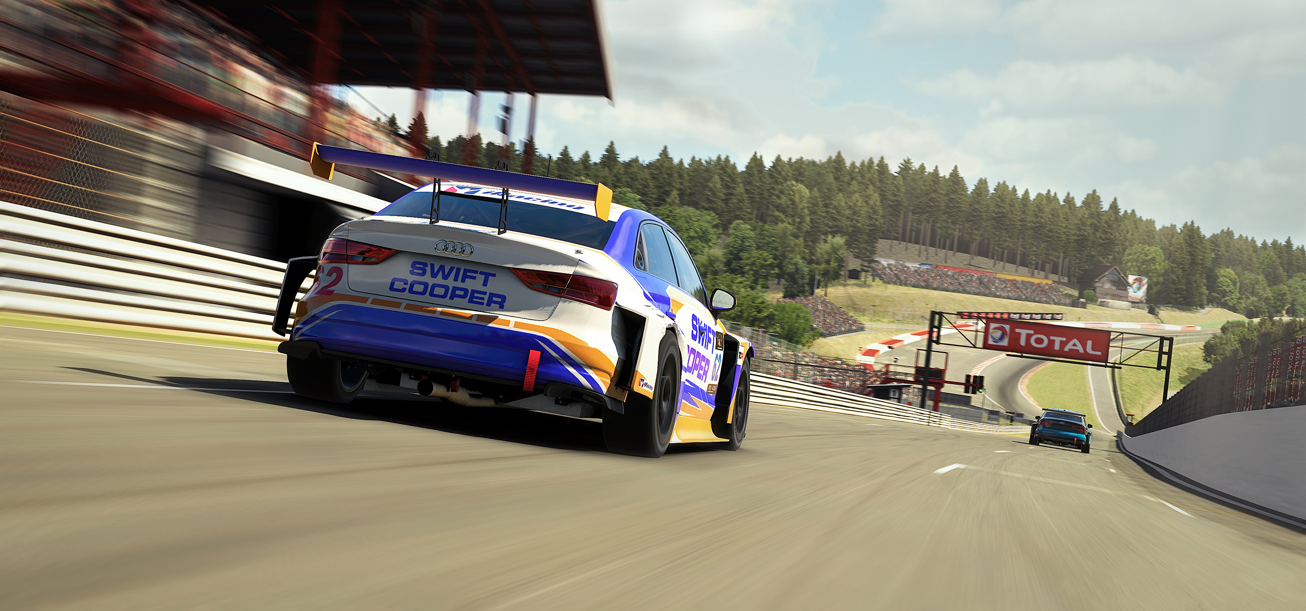 Apex Racing League Touring Car Championship | Round 1 at Spa Francorchamps