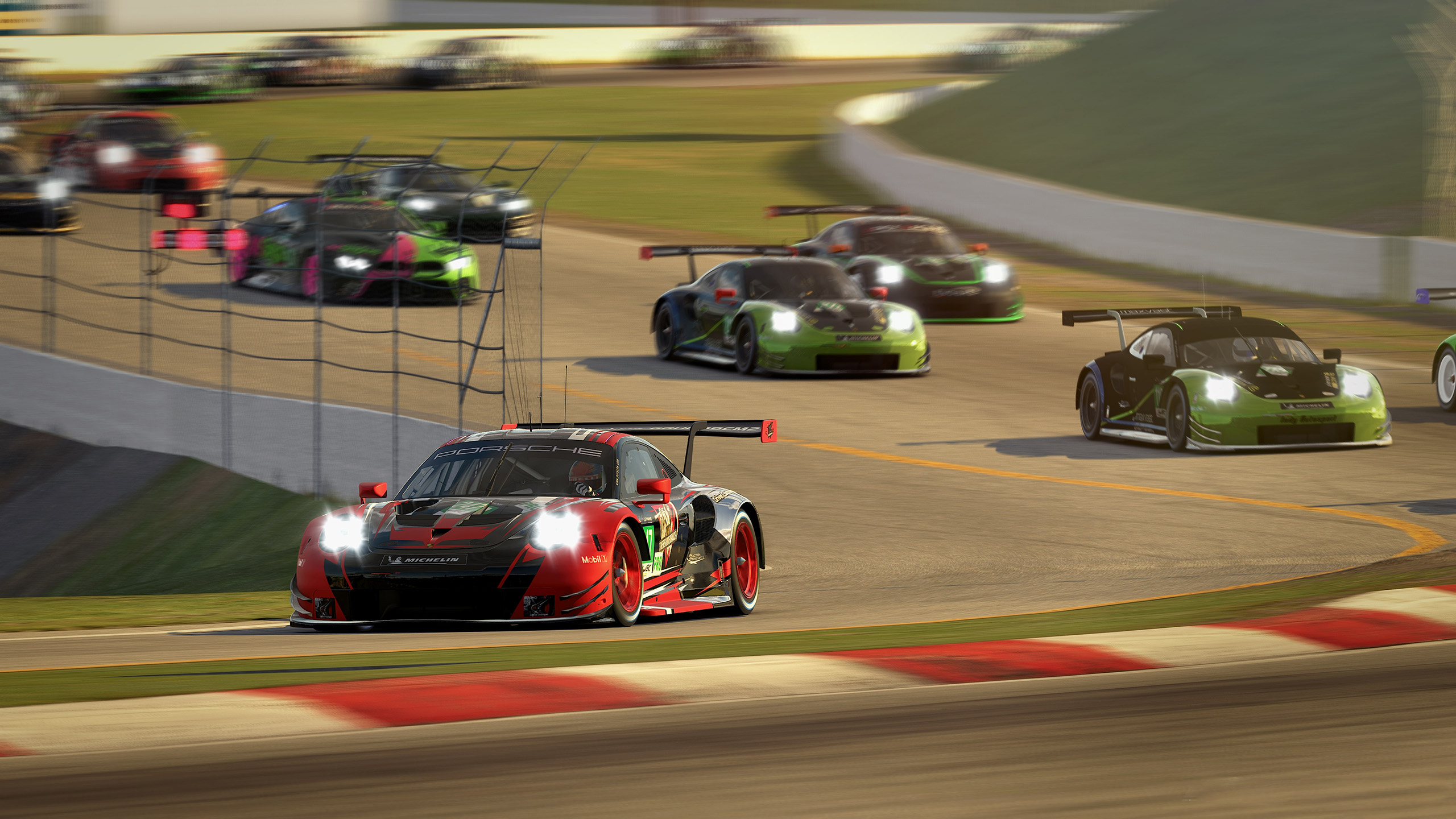 Apex Racing League GT Championship | Round 4 at Mosport (Broadcast)