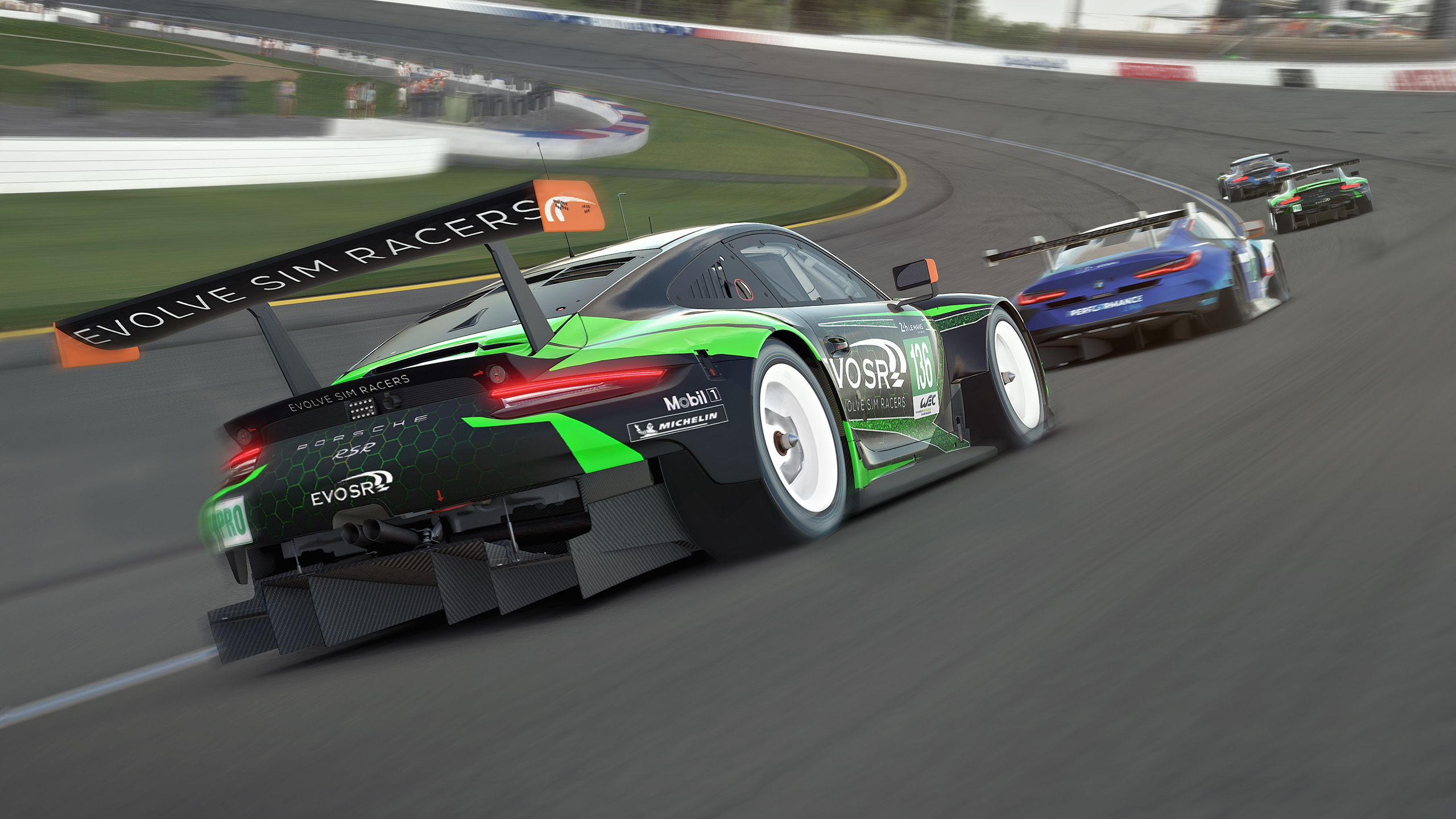 Apex Racing League GT Championship | Round 3 – Charlotte