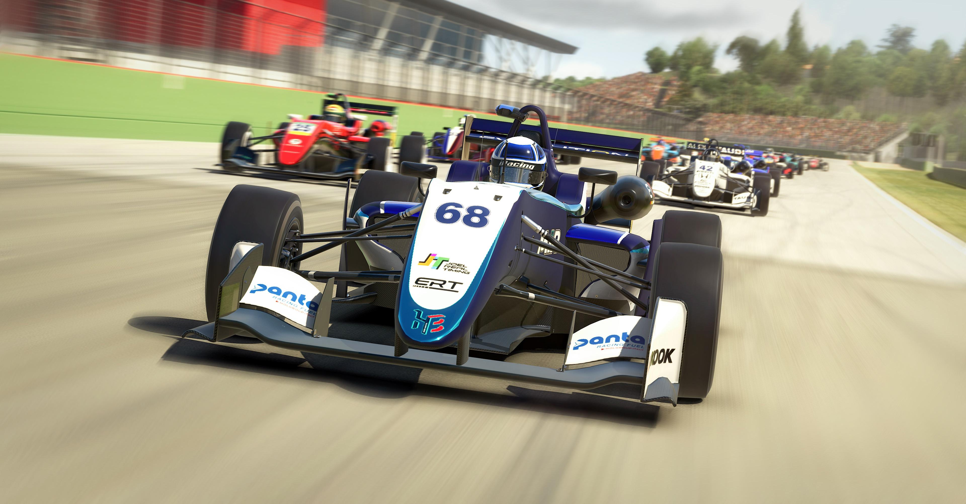 Apex Racing Academy F3 VRS Super Series | Round 4 Race Report