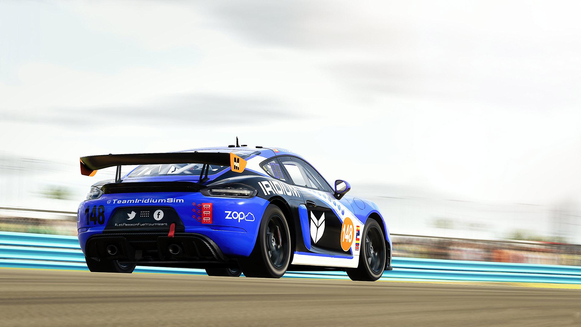 Announcement – Apex Racing League Porsche GT Challenge!