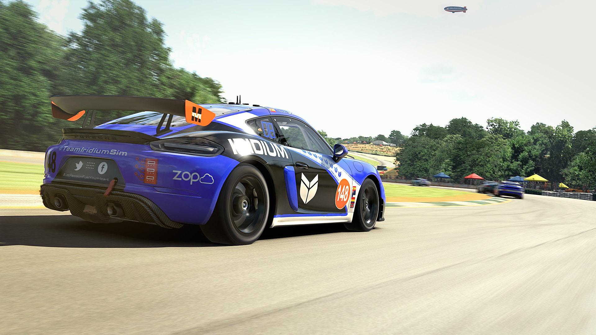 Apex Racing Academy GT4 VRS Super Series Season 2 | Round 6 Road Atlanta