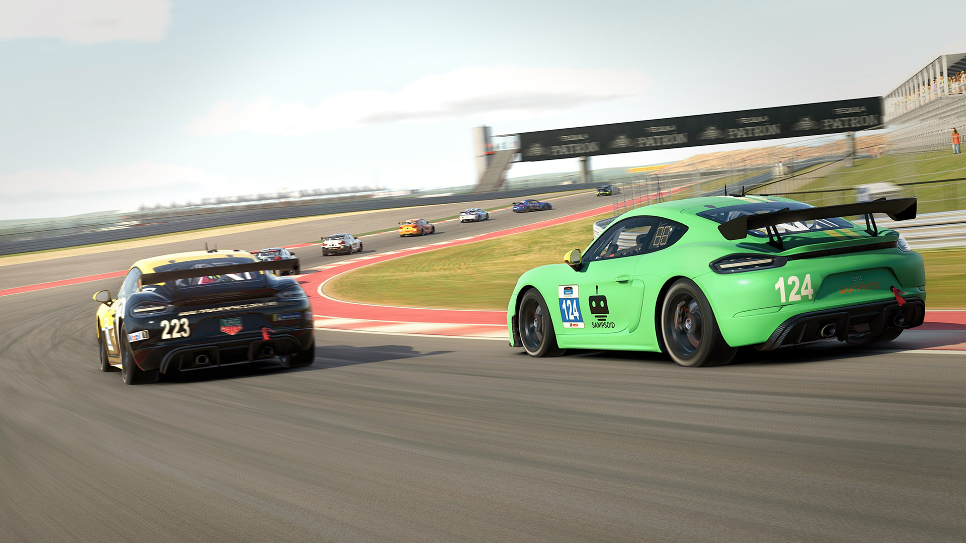 Apex Racing Academy GT4 VRS Super Series Season 2 | Round 7 COTA