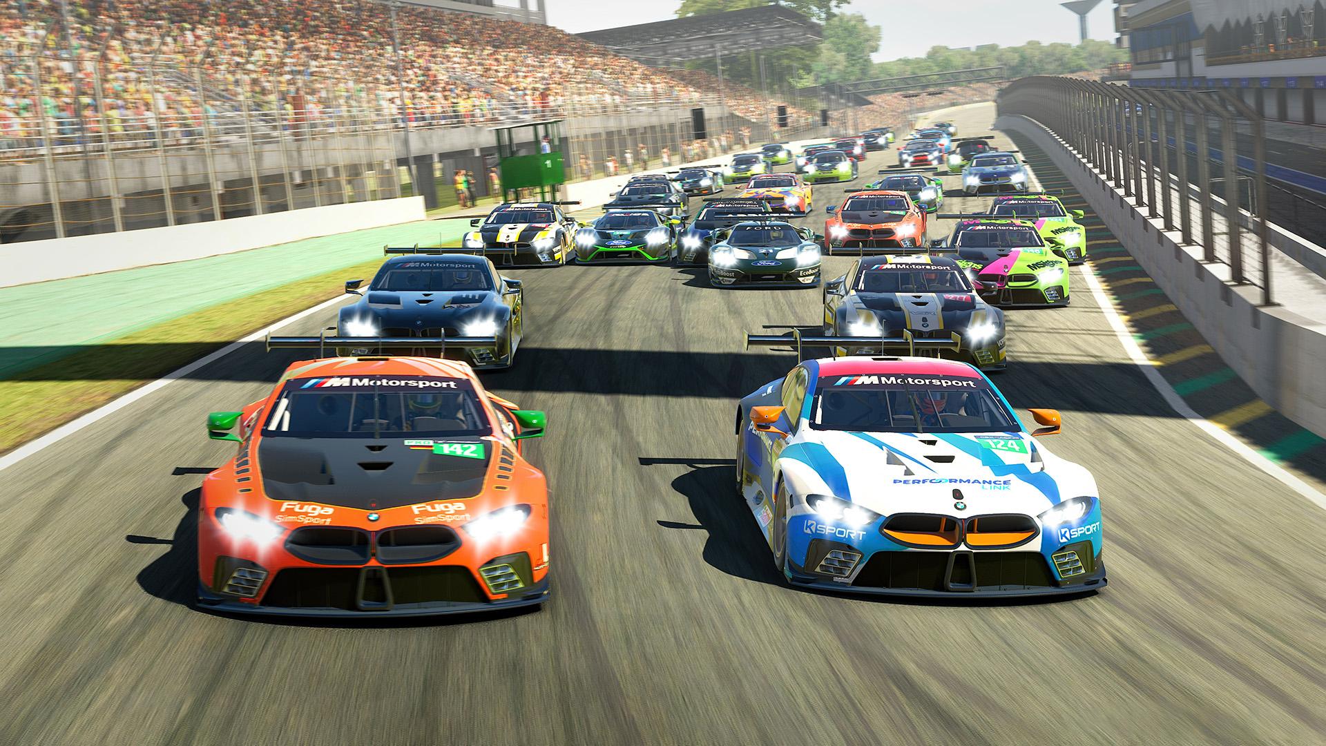 Apex Racing League GT Championship | Round 8 – Interlagos